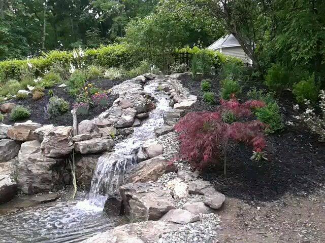 Hillside Pond after