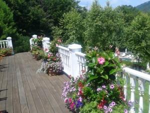 Deck-Planters